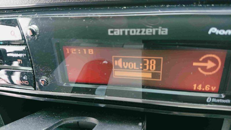 カロッツェリア DEH-970