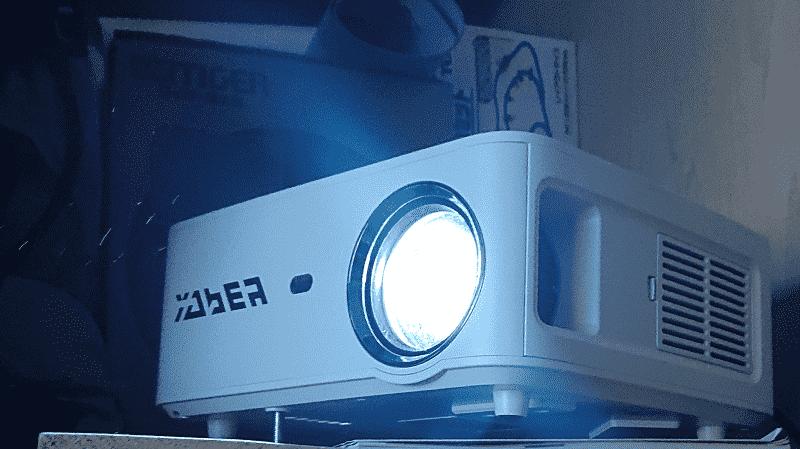 中華フルHD1080pプロジェクター