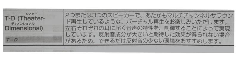 ONKYOの取扱説明書